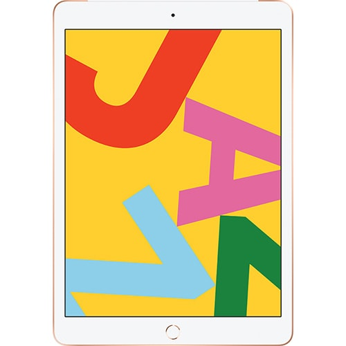 "Apple iPad 10,2"" Wi-Fi + Cellular 128 ГБ, золотой"