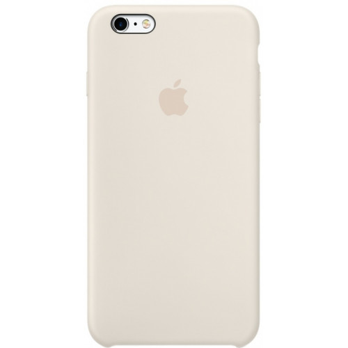 Silicon Case Apple iPhone 6/6S белый